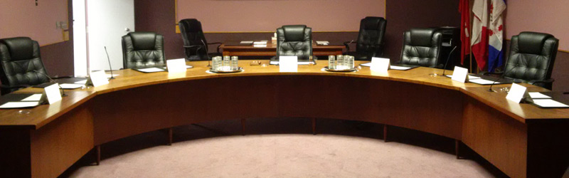 By-laws - City of Selkirk Council Chambers