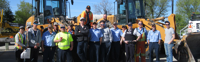 City of Selkirk Public Works Team
