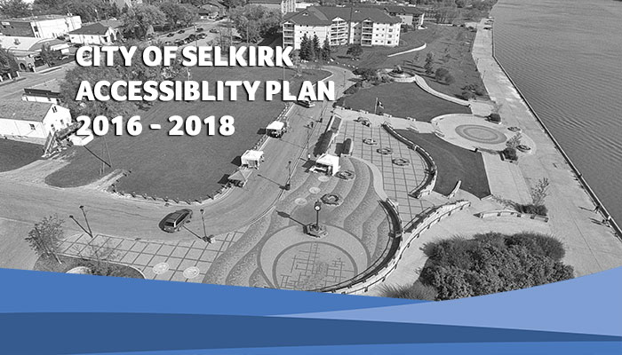 City of Selkirk Accessiblity Plan 2016 - 2018